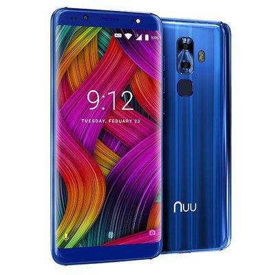 NUU Mobile G3 64GB-Blue (unlocked)
