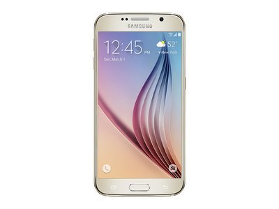 Samsung Galaxy S6 32GB (unlocked) Gold