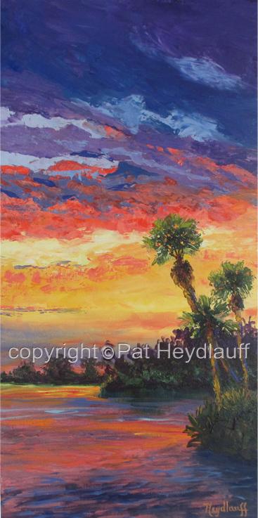 Sunset Afterglow CNV 183