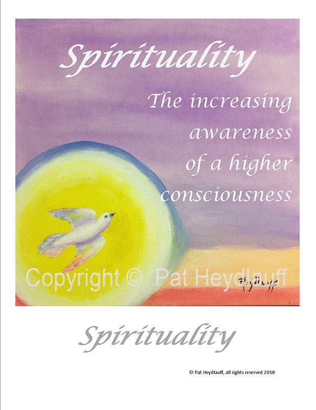Spirituality | 8.5 x 11 FAP202