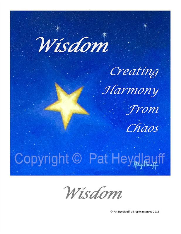 Wisdom | 8.5 x 11 FAP204