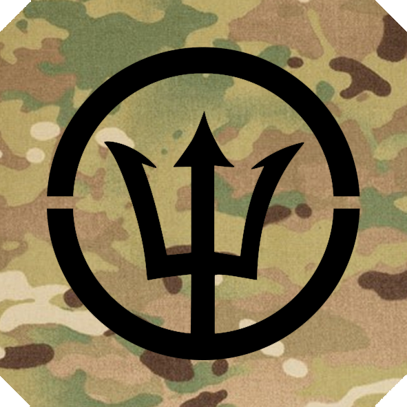 Trident Patch