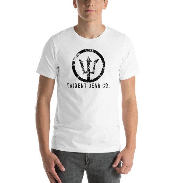 Trident Gear Grunge Logo (Dark Print)