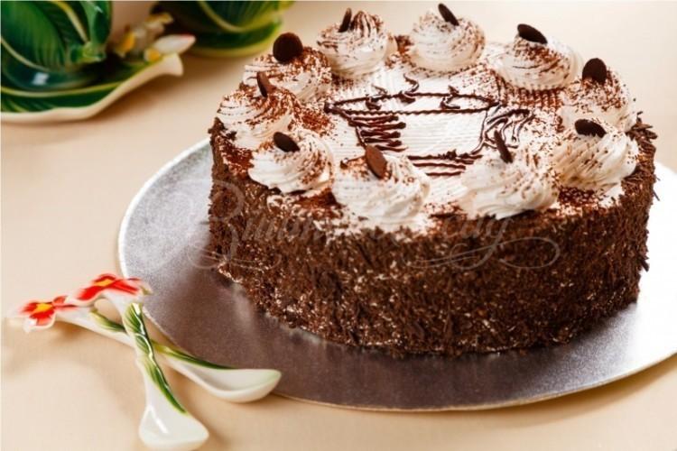 """Торт """"кофейно-шоколадный"""""""