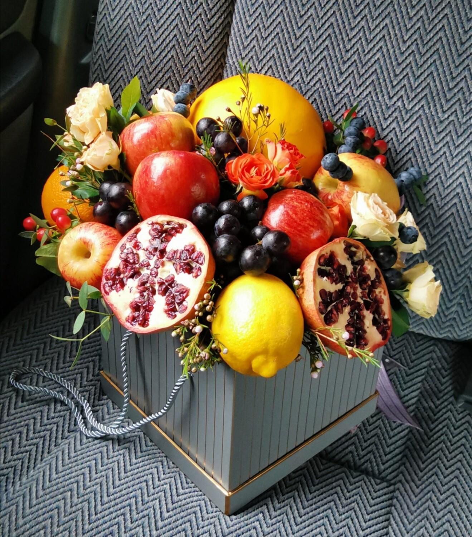Ассорти фруктов