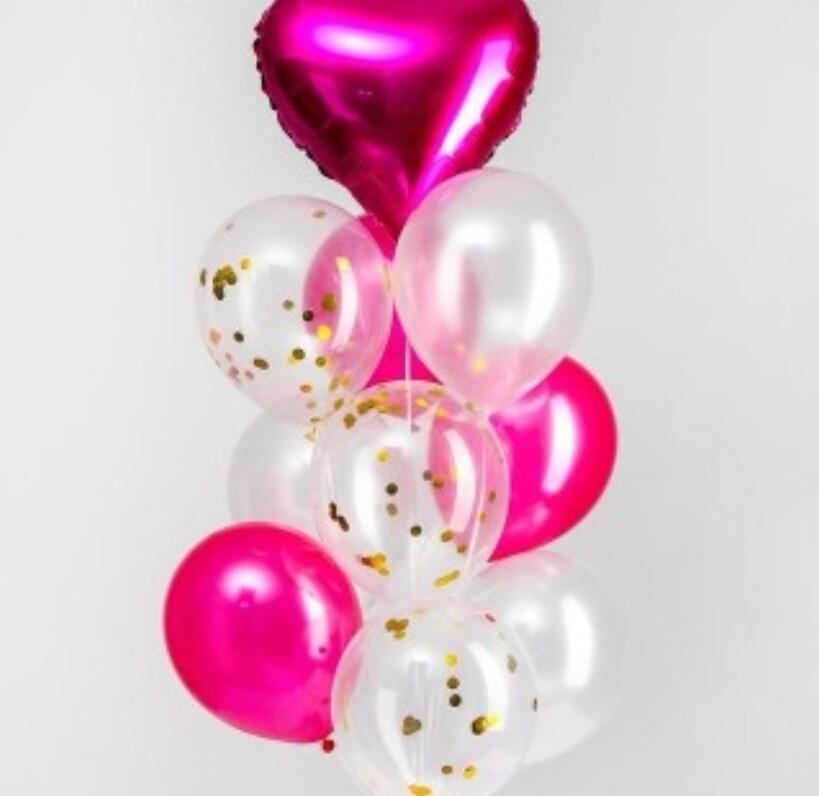 """Сет """"Любовь"""" цвет розовый"""