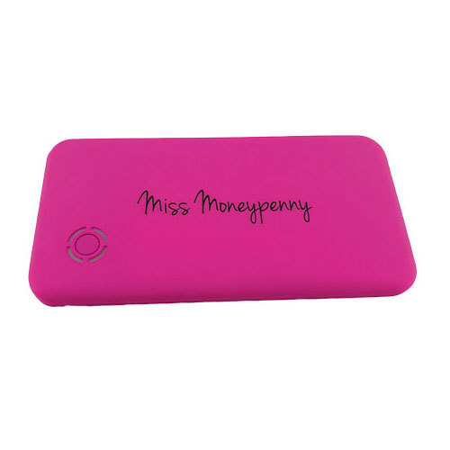 Powerbank 4000mAh pink 00001