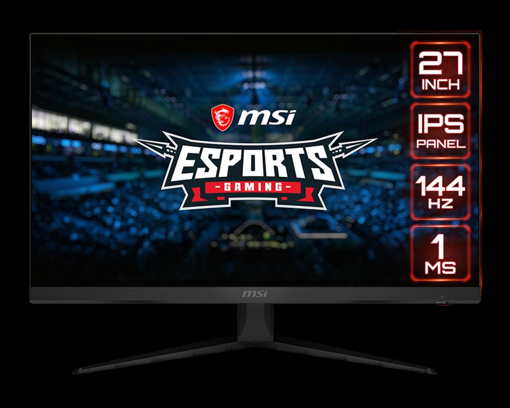 NEW MSI Optix G271 27 Inch 144Hz Gaming Monitor