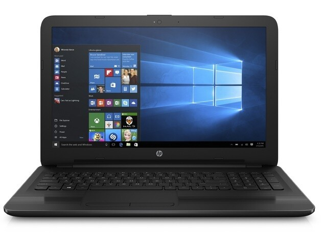 """HP 15-AY153TX i7-7500 2.9GHz 8GB 240GB SSD-15.6"""" HD LED Graphics Business Laptop"""