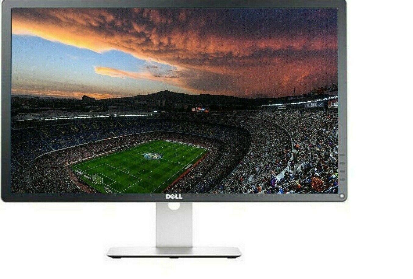Dell P2214HB 22″ 1920×1080 FHD Widescreen LED Monitor VGA, DVI and DisplayPort