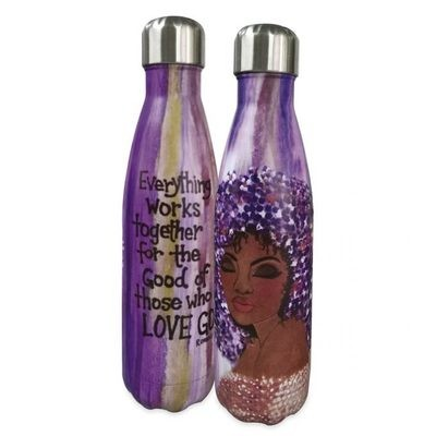 EVERYTHING WORKS TOGETHER STAINLESS STEEL BOTTLE