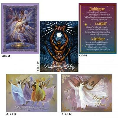 BOXED HOLIDAY CARD ASSORTMENT IV