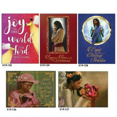 BOXED HOLIDAY CARD ASSORTMENT I