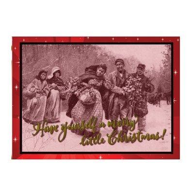 SNOWFLAKE/OLD FASHION CHRISTMAS
