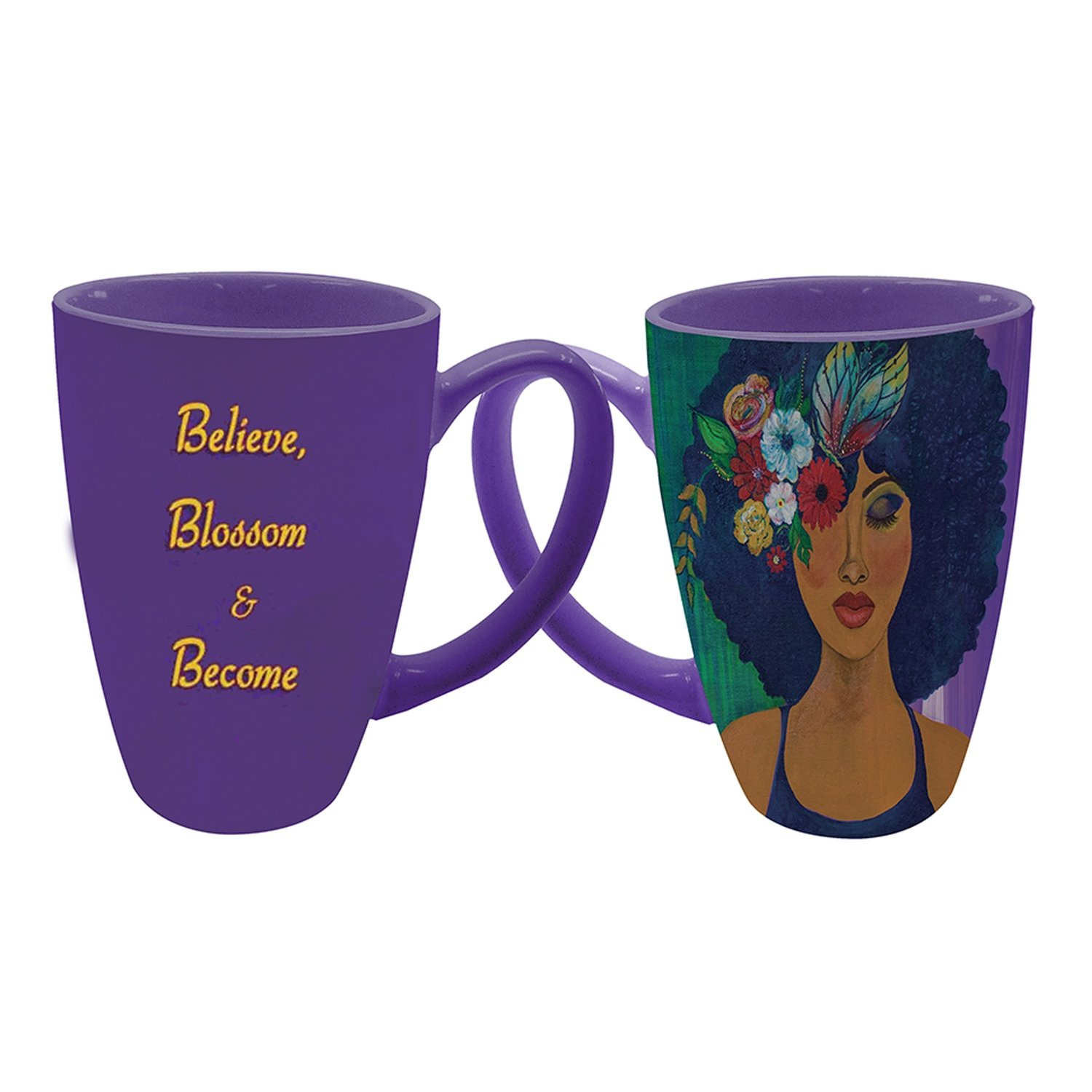 BELIEVE, BLOSSOM AND BECOME