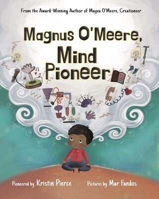 MagnusO'Meere, Mind Pioneer - Hardcover