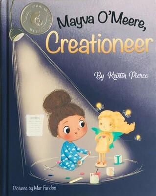 Mayva O'Meere, Creationeer - Hardcover