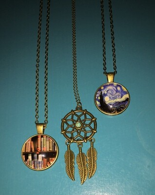 Inner Compass Necklace - SALE
