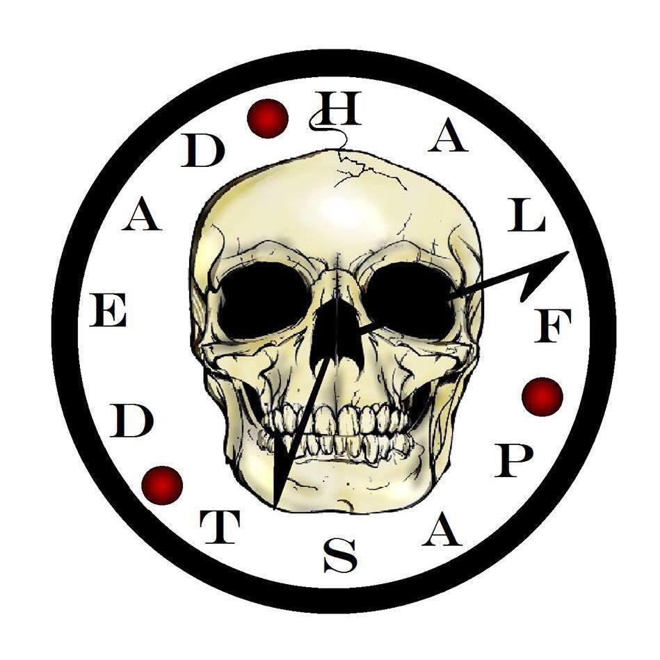 Half Past Dead - EP (Signed CD)