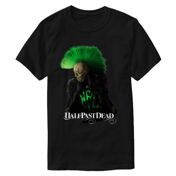 Punk Skeleton T-Shirt (Unisex)