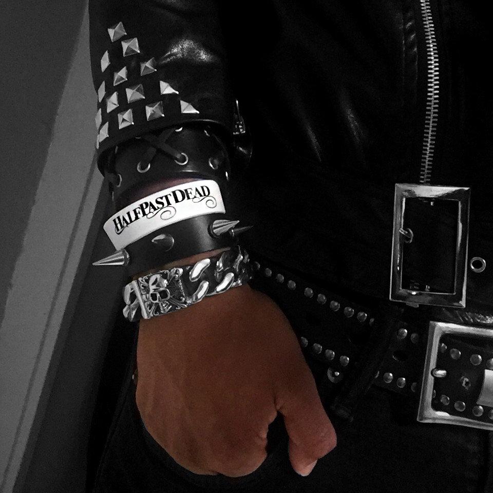 Half Past Dead Wristband