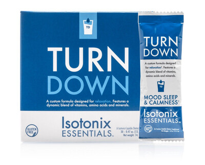 Isotonix Essentials® Turn Down (30 Packets)