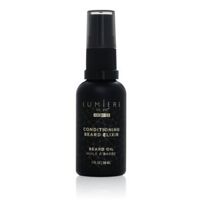 Lumière de Vie® Hommes Conditioning Beard Elixir Single Bottle (1 fl. oz./30 ml)