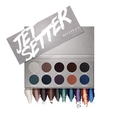 Motives® Boss Babe, Jet Setter Palette Or Goal Digger Eyeshadow Palette