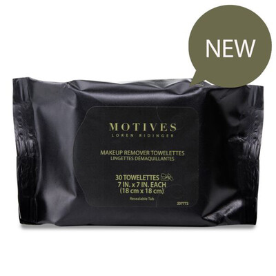 Motives® Makeup Remover Towelettes