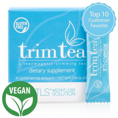 TLS® Trim Tea - Single Box (30 stickpacks)
