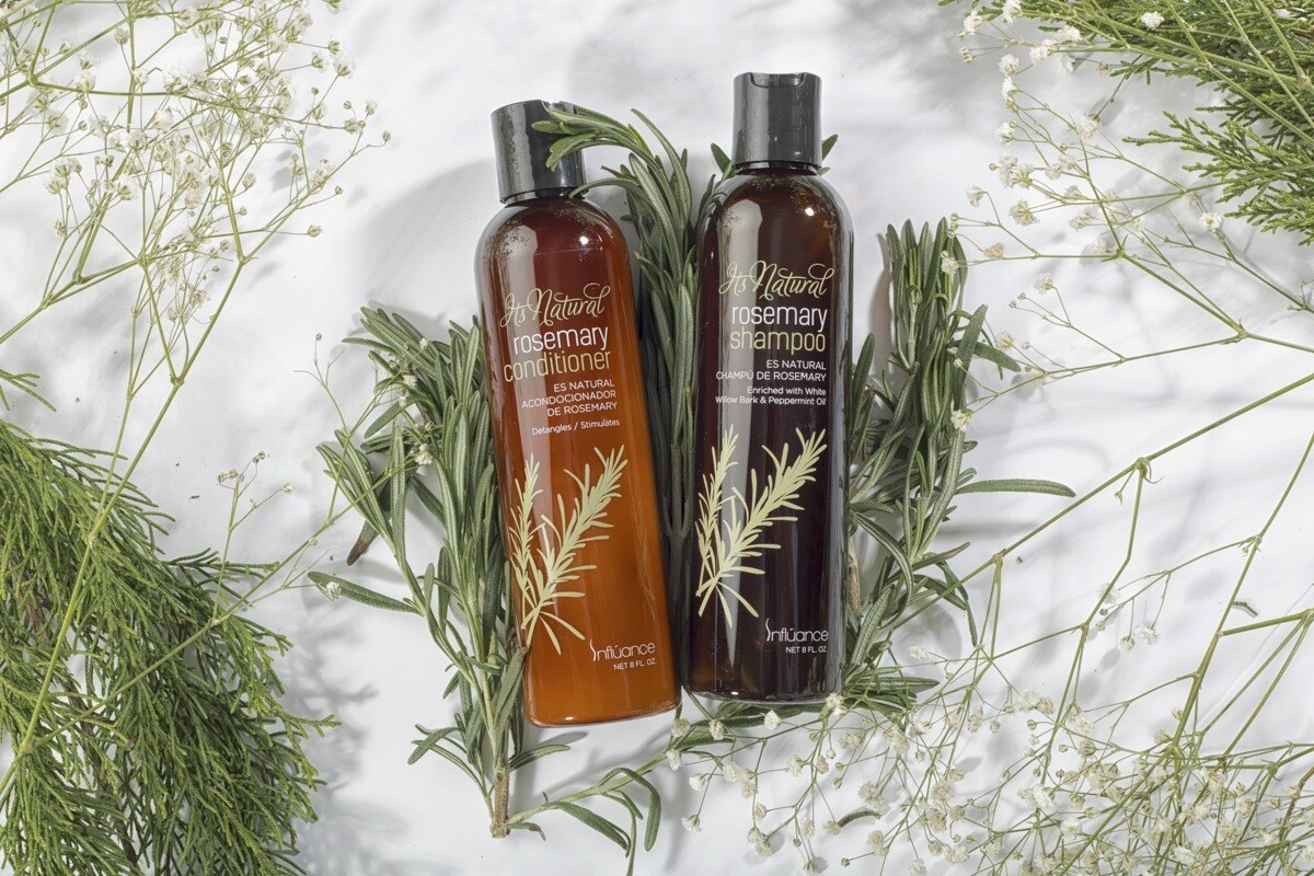 Influance It's Natural Rosemary Stimulating Scalp System