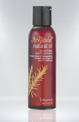 Influance It's Natural Oil 4oz