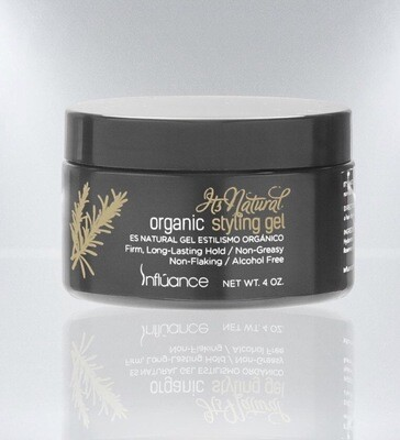 Influance It's Natural Organic Styling Gel 4oz