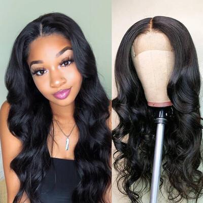 5x5 HD Lace Closure Brazilian Hair Wigs
