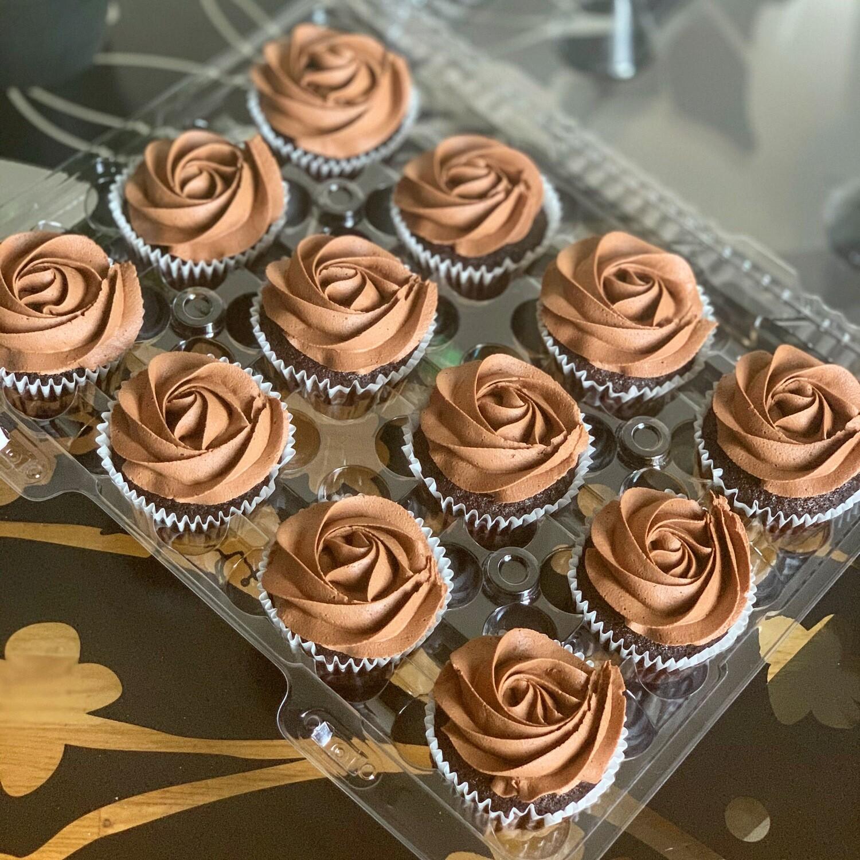 Vegan Cupcakes (Dozen)