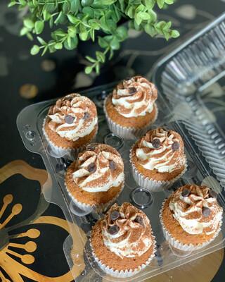 Vegan Cupcakes (Half Dozen)
