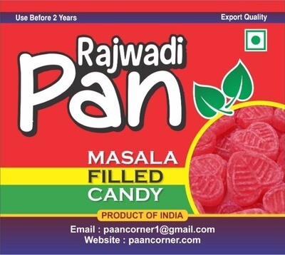 Rajwadi Paan