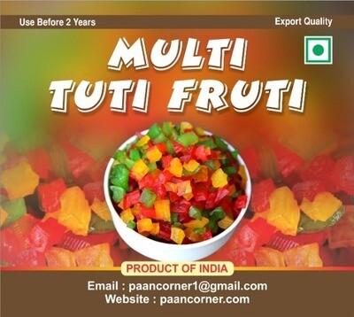 Multi Tuti Fruti