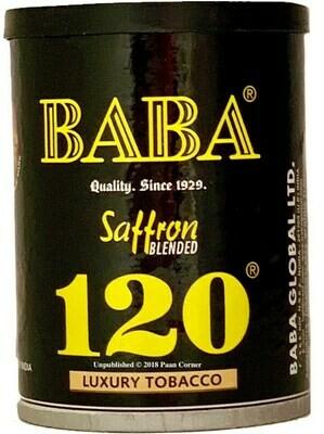 Baba 120 Saffron