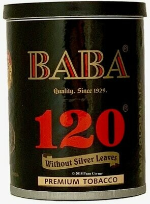 Baba 120 without Silver
