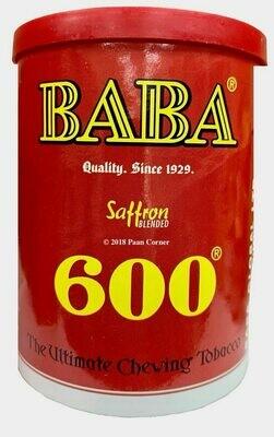 Baba 600 Saffron