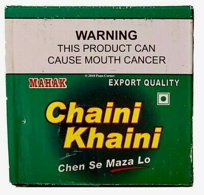Chaini Khaini
