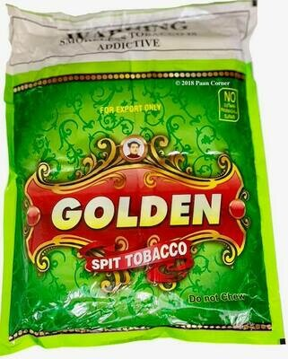 Golden Khaini Pouch