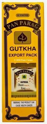 Yellow PanParag Gutkha