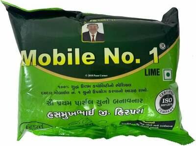 Mobile No. 1 Chuna Lime (Green)