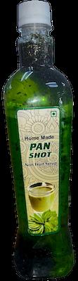 Pan Shot Syrup