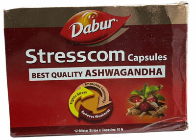 Dabur Stresscom Ashwagandha