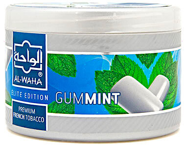 Al-Waha Gum Mint 200gm