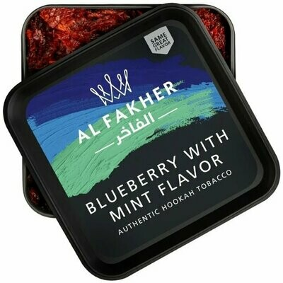 Al-Fakher Blueberry With Mint