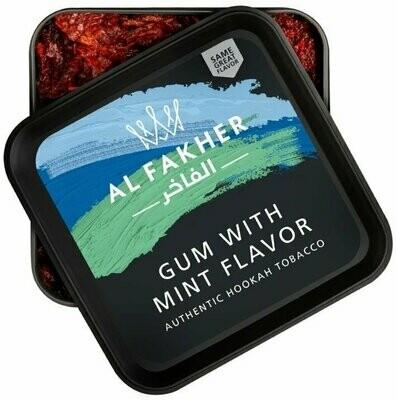 Al-Fakher Gum with Mint